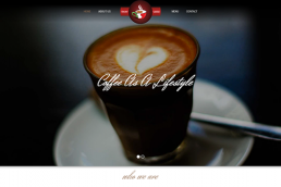 Coffee Time Cafe Bar HTML шаблон