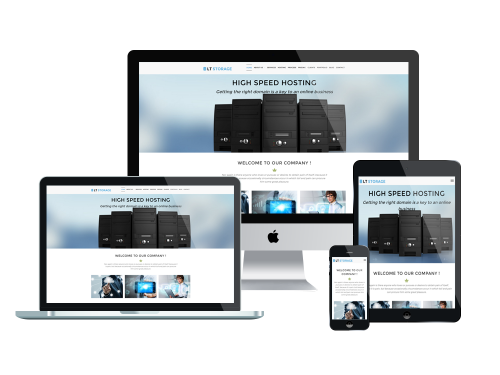 LT Storage Wordpress шаблон
