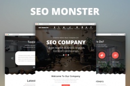 SEO Monster Creative Muse